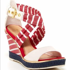 Sperry's Aurora Wedge Sandals